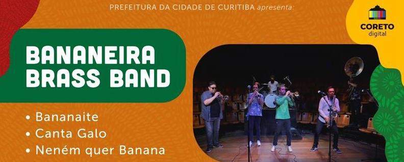 Conservatório de MPB transmite shows de bandas curitibanas